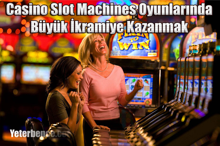 casino slot oyun oyna