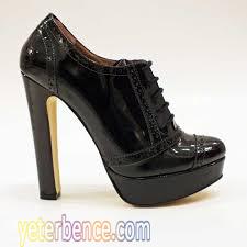 suni bir deri ayakkabı, deri ayakkabı, ayakkabı modeli