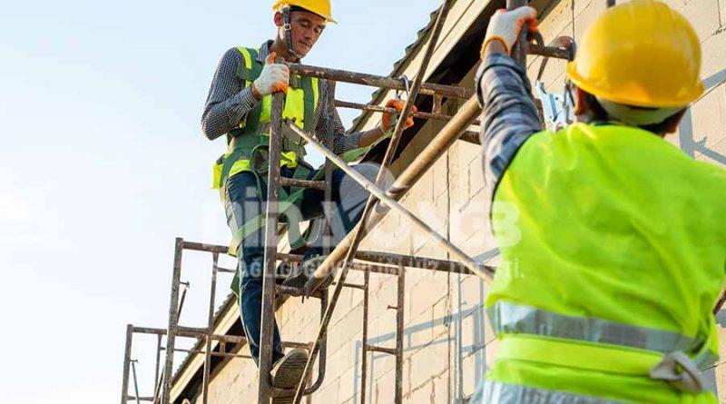 yüksekte çalışma eğitimi, yüksekte nasıl çalışılır, yüksekte çalışma güvenliği sağlama